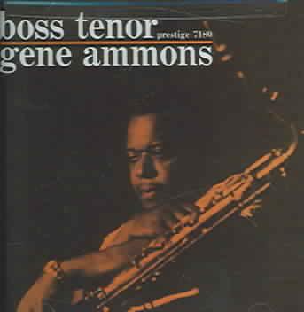 BOSS TENOR BY AMMONS,GENE (CD)